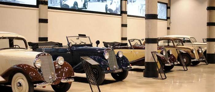 Museo Aguinaga Mercedes Benz
